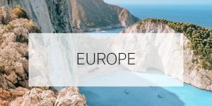 Europe Travel destination.2