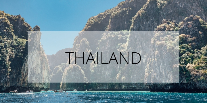THAILAND- travel destination.1